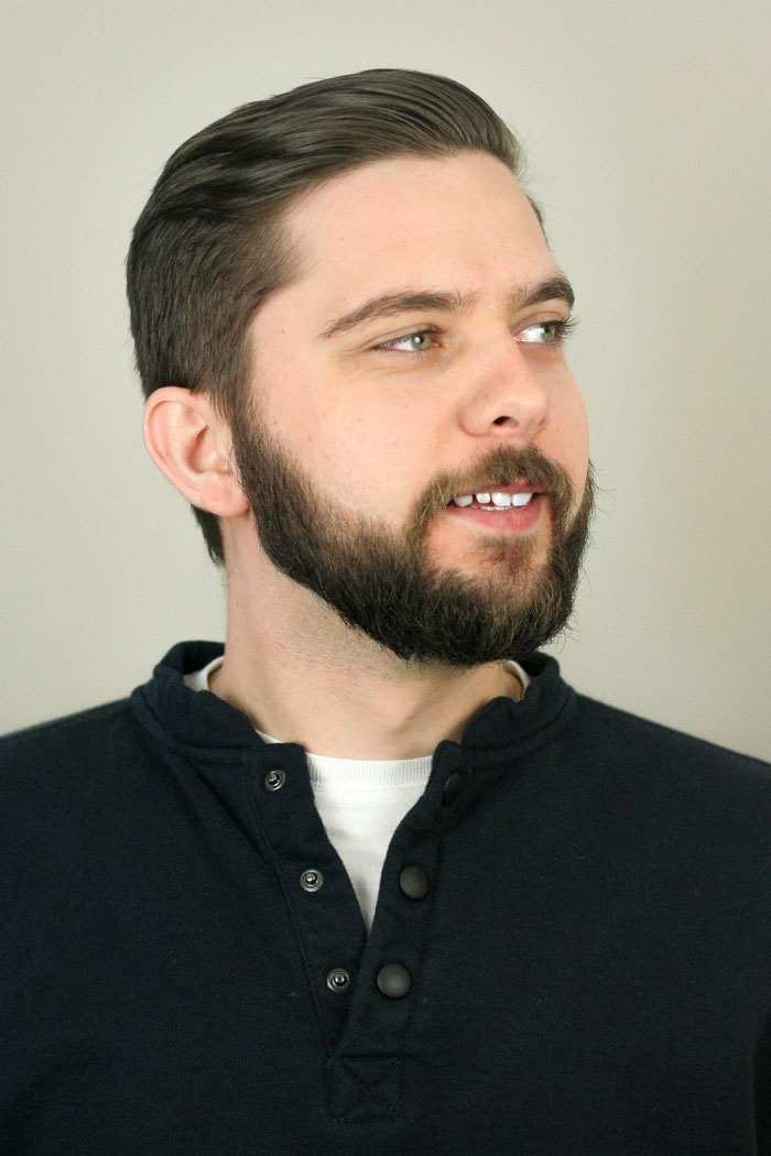 Sabin Boruz - Web Technologist