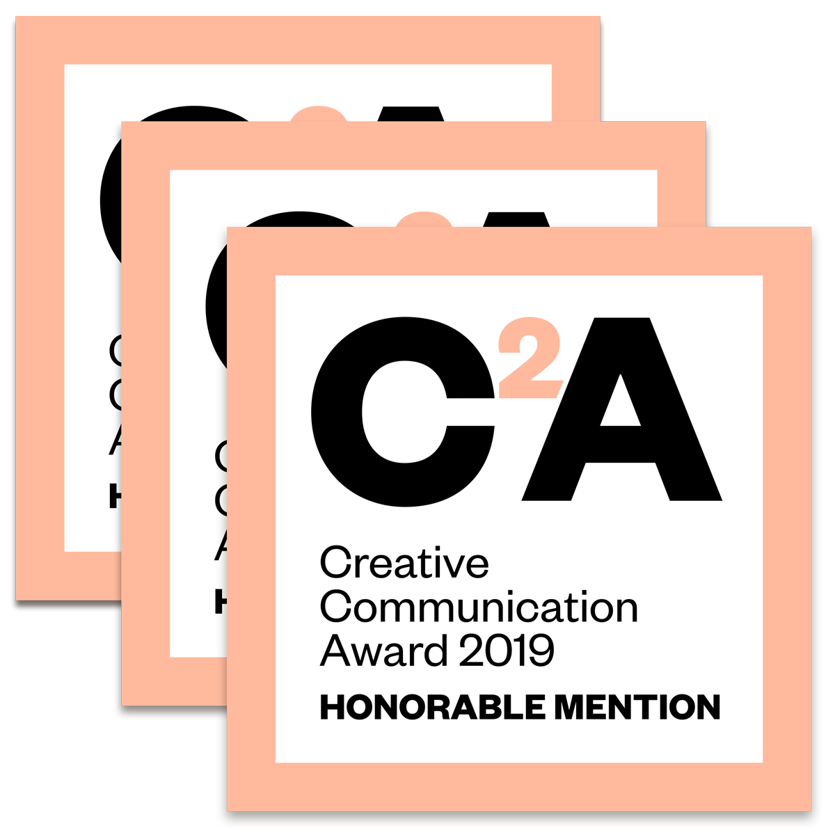 Tenlo C2A Creative Communications Award 2019