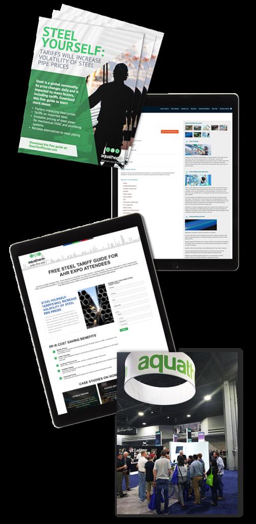 aquatherm-marketing-materials